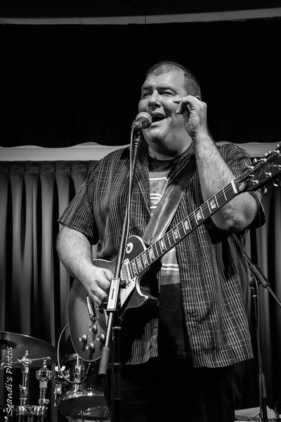 Geoff Achison & The Souldiggers