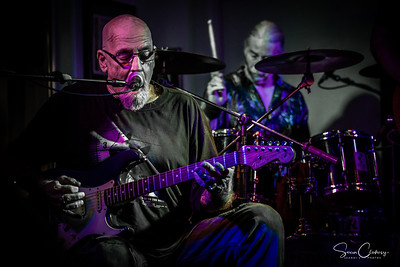 Billy Kavanagh's Blues Affliction @ The Opal Room: Feb 10th