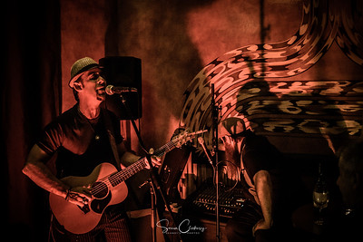 Blues for Bali (acoustic) @ The Dogs Bar: Jan 24th