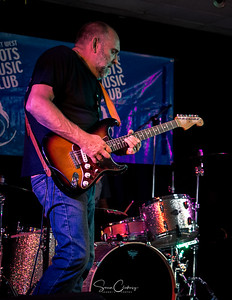 Blues for Bali (electric) @ Way Out West Roots Music Club: Feb 4th