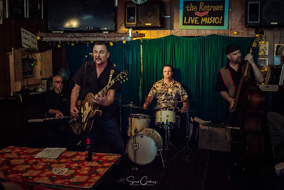 Chuck Berry & Jerry Lee Review @ The Retreat: Mar 30th