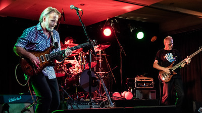 Geoff Achison & The Souldiggers @ Satellite Lounge: Jan 25th