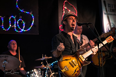 John McNamara @ Hume Blues Club: Feb 15th