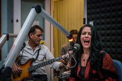 Kelly Auty Band @ Blues on The Hill: Jan 9th