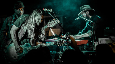 Lukas Nelson & Promise of the Real @ Corner Hotel: Mar 27th