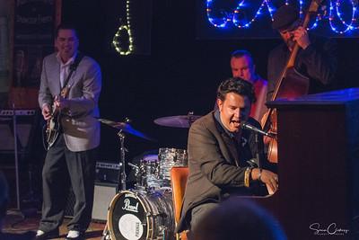 Matt Dwyer & Ezra Lee @ Hume Blues Club: Apr 19th