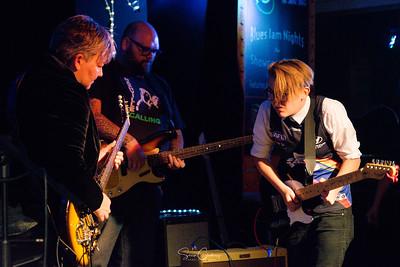 Rhiannon Simpson & Anna Scionti @ Hume Blues Club: Mar 8th