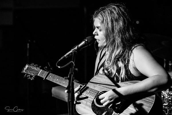 Steph Fischer-Ivanscy @ Hume Blues Club: Apr 12th