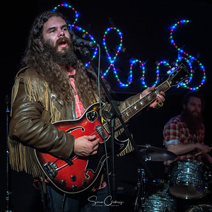 T. K. Reeve @ Hume Blues Club: Aug 30th