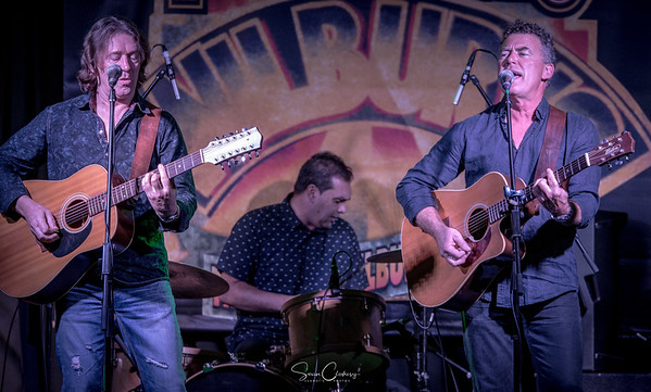 The Trembling Wilburys @ Satellite Lounge: Apr 24th