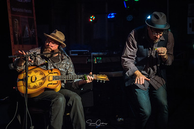Wes Lee & Dan Dinnen @ Hume Blues Club: May 24th