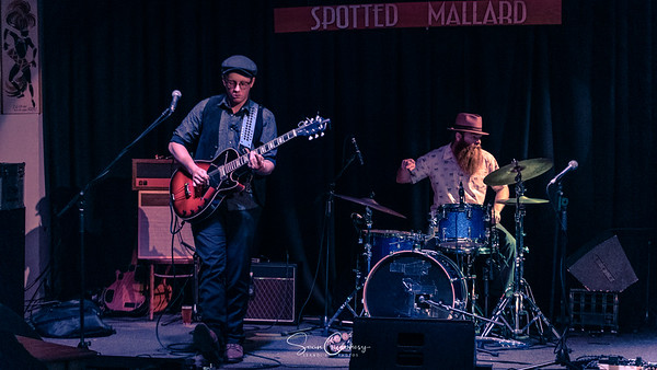 White Lightning @ The Spotted Mallard: Oct 11th