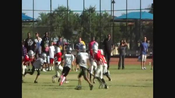 Gilbert Dawgs Cadet Fall 2011 Highlights Vol. 6