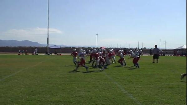 Gilbert Dawgs Cadet Fall 2011 Highlights Vol. 5