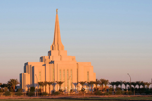Gilbert Temple Images