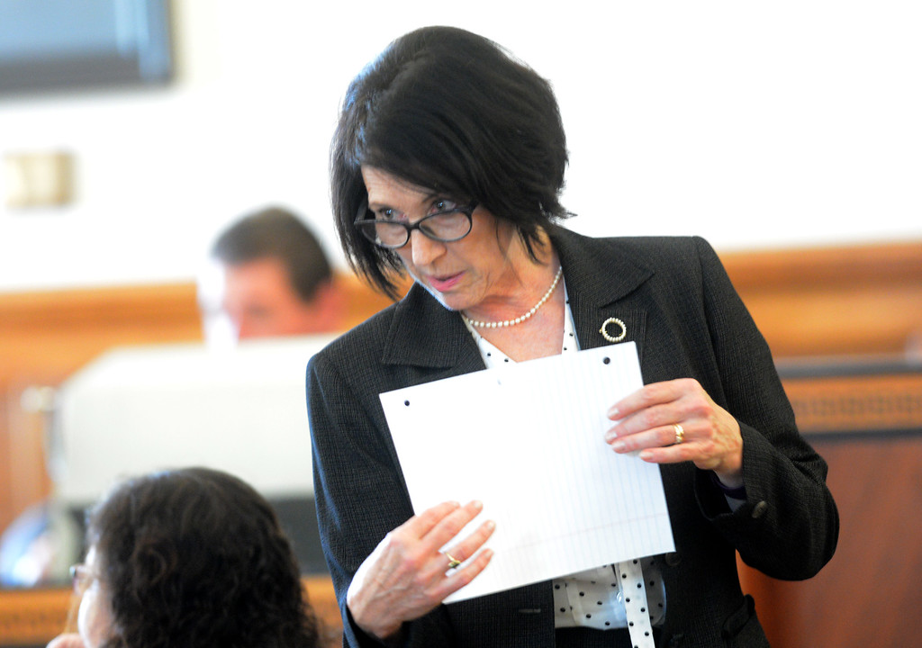 . Tania Barricklo-Daily Freeman                      Prosecutor Maryellen Albanese