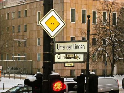 Unter den Linden Berlin Germany
