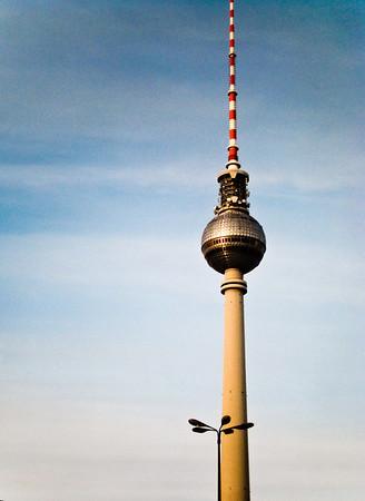 Fernsehturm Berlin Germany
