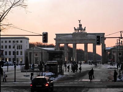 Brandenburger Tor Berlin Germany