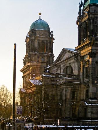 Berliner Dom Oberpfarr- und Domkirche von Berlin Berlin Germany