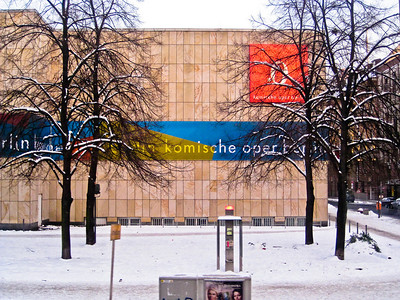 Komische Oper Berlin Germany