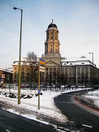 Französische Friedrichstadtkirche Berlin Germany