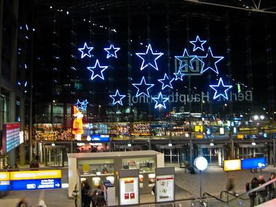 Berlin Haupfbahnhof Germany