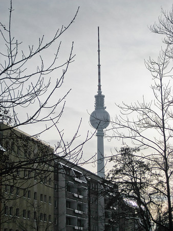 Fernsehturm Television Tower Berlin Germany