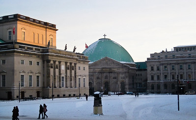 Bebelplatz Berlin Germany