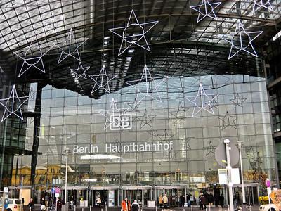 Hauptbahnhof Berlin Germany