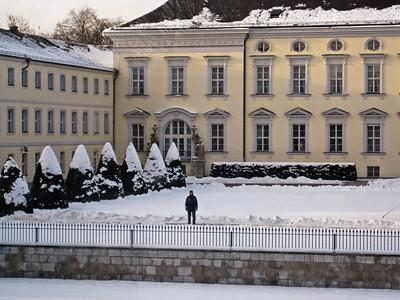 Schloß  Bellevue Berlin Germany