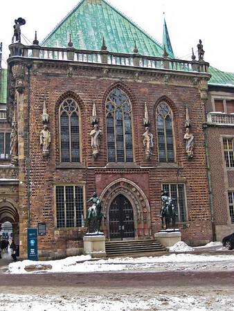 Rathaus Bremen Germany