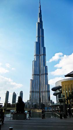 Burj Khalifa Khalifa Tower Dubai