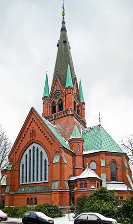 Kreuzkirche Hambürg Germany