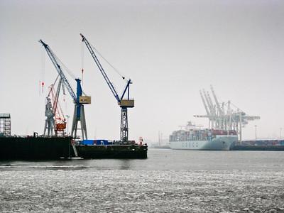 Dockyards Hambürg Germany