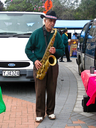 Kurau Park Market Rotorua New Zealand