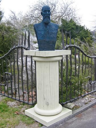 Jean-Michel Camille Malfroy Chairman of Rotorua Town Board 1891 - 1897 Rotorua New Zealand