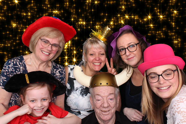Gill's surprise 60th