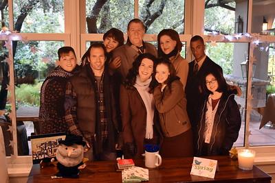 Gilmore Girls Party at Meredith Masons