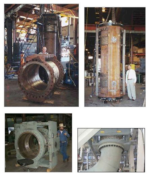 """36"""" Gimbal, Univesal, and Single Expansion Joints (11/08/1999)"""