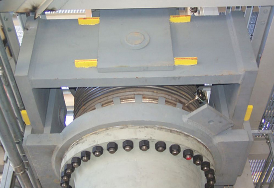 """36"""" Gimbal Expansion Joints (11/08/1999)"""