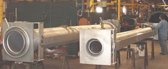 Double Gimbal Expansion Joints (12/19/2003)