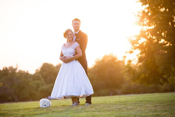 Gina & Bryan's Bridal Shoot
