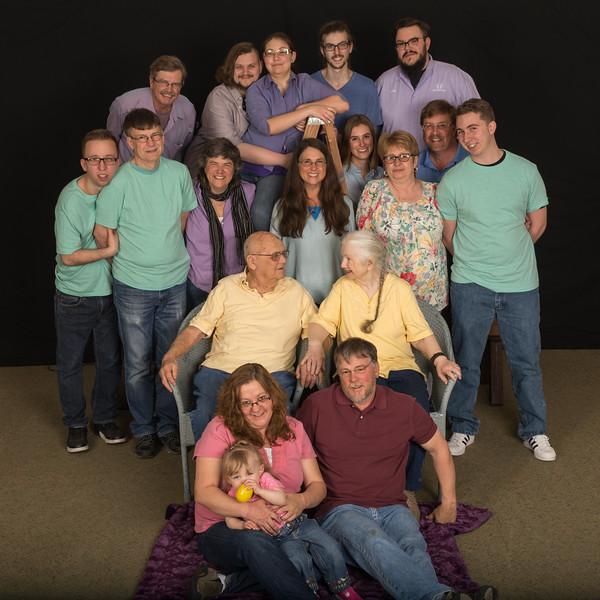 Ginny Newton & Family