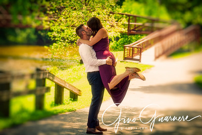 Ashley and Taylor at Kerr Park by Gino Guarnere