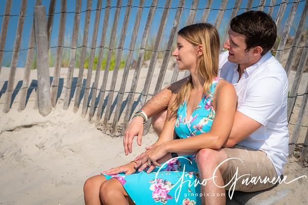 Danielle and Matt OCNJ Engagement Sitting