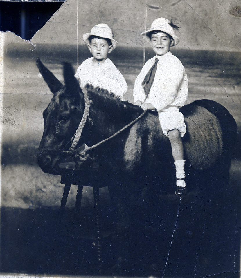 Al and Morton Gulinson