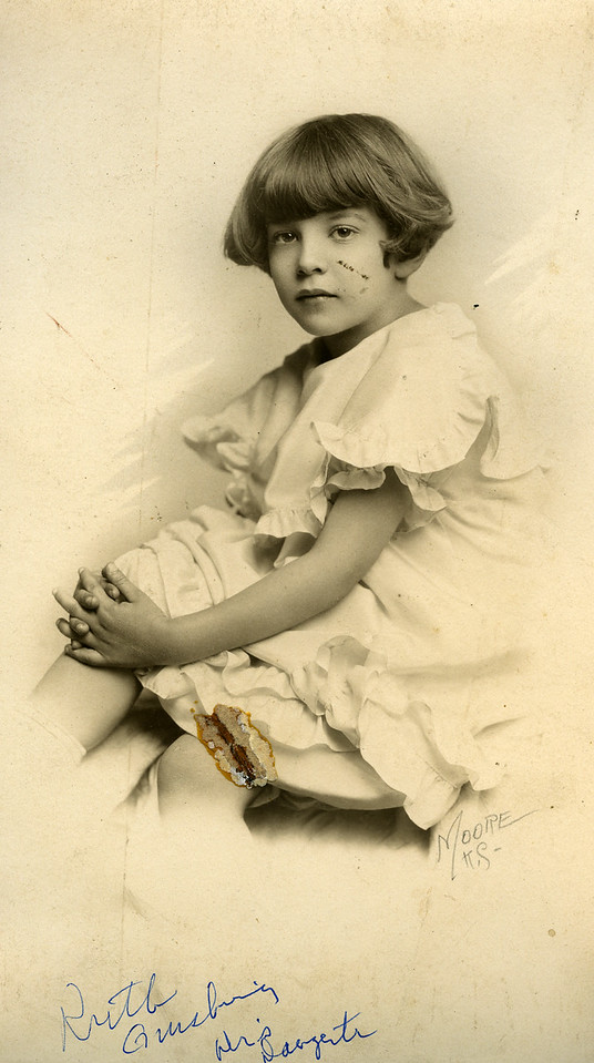 Ruth Ginsberg (Edward's daughter)