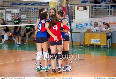 Abruzzo - Alto Adige [F] • Trofeo delle Regioni 2016