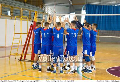 Puglia - Alto Adige [M] • Trofeo delle Regioni 2016